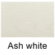 Ash white