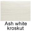 Ash white kroskut