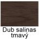 Dub salinas tmavý