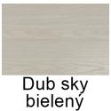 Dub sky bielený