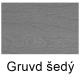 Gruvd šedý
